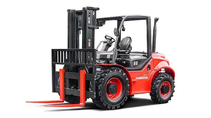 Rough Terrain Lift Truck (F11)