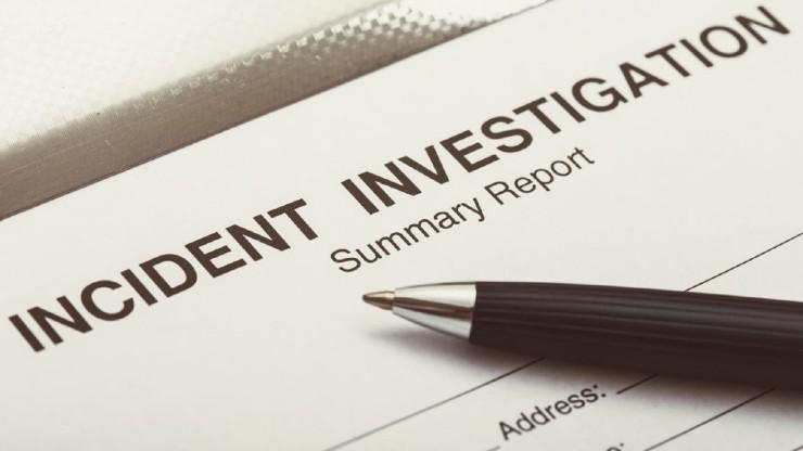 Incident/Accident Investigation