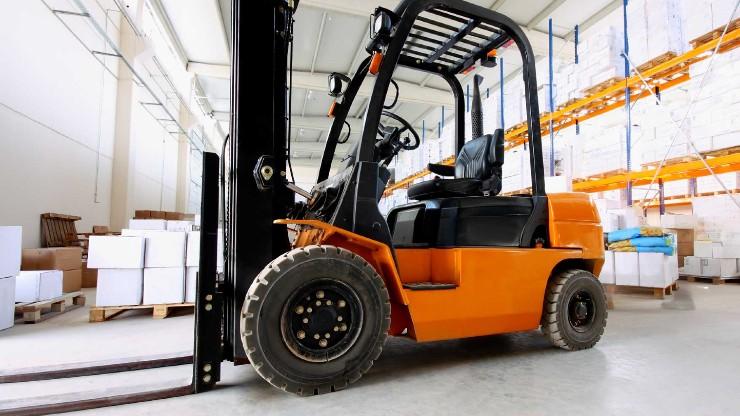 Forklift Truck (Code 1-4)